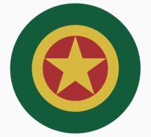 Ethiopian Air Force - Roundel Kids Tee