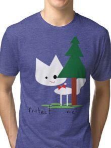 PROTECT ME Tri-blend T-Shirt
