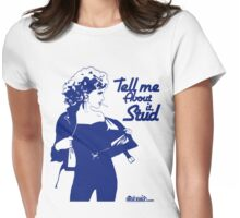 Sandy (Grease) Womens Fitted T-Shirt