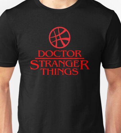 Doctor Stranger Things Unisex T-Shirt