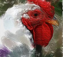 Rooster by michaelgabriel