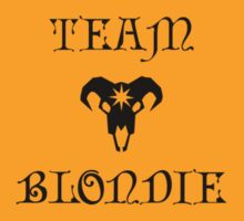Team Blondie by MissMomiMallow