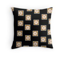 Scarf Number Fifteen Throw Pillow