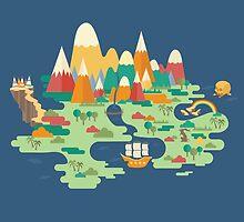 Neverland by fangirlshirts