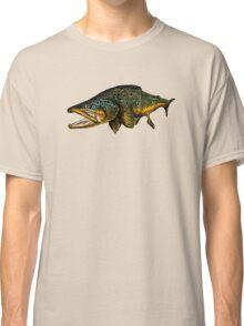 Brown Classic T-Shirt