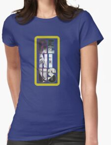 Colorful Genius Womens Fitted T-Shirt