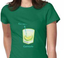Make mine a Caipirinha Womens Fitted T-Shirt