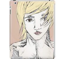 Boy portrait iPad Case/Skin