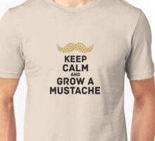 keep calm browndots Unisex T-Shirt
