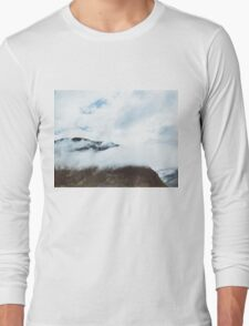 Clouds Over the Hill Long Sleeve T-Shirt