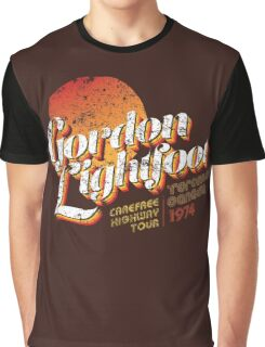 Gordon Lightfoot Graphic T-Shirt