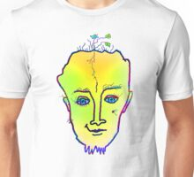 Facial hair tee - II Unisex T-Shirt