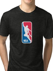 National Superhero Association Tri-blend T-Shirt
