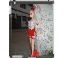 Barbie works hard for the money iPad Case/Skin