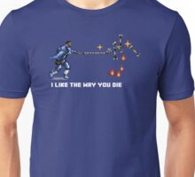 I Like The Way You Die Unisex T-Shirt