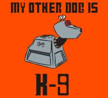 My Other Dog is K-9 Kids Clothes