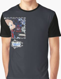 The Pieces of Her Broken Heart Graphic T-Shirt