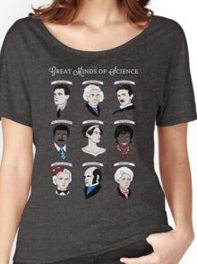 Great Minds of Science {Set} Women's Relaxed Fit T-Shirt