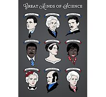 Great Minds of Science {Set} Photographic Print