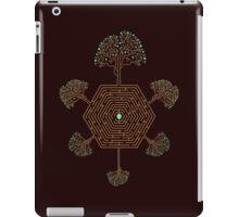 Roots Maze iPad Case/Skin