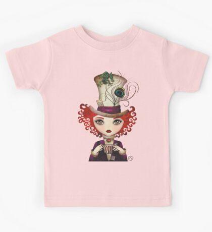 Lady Hatter Kids Tee
