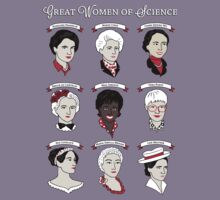 Great Women of Science {Set} Kids Clothes