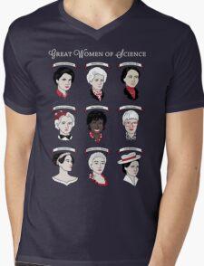 Great Women of Science {Set} Mens V-Neck T-Shirt