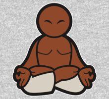 Padmasana (Lotus posture) One Piece - Long Sleeve