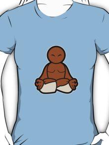Padmasana (Lotus posture) T-Shirt