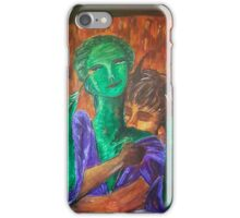 Substitute for dreaming iPhone Case/Skin