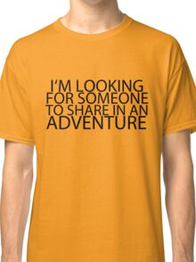 The Hobbit best quotes #3 Classic T-Shirt