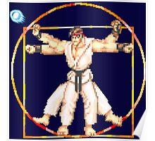 Ryuvian Man Poster