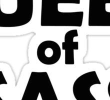 Queen of Sass Sticker