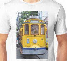 Old-fashioned bonde tram  Unisex T-Shirt