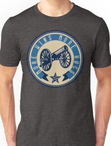 CBJ More Wins More Hugs Unisex T-Shirt