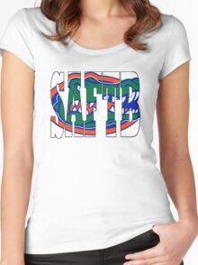 Florida Gators SAFTB Women's Fitted Scoop T-Shirt