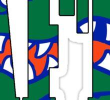 Florida Gators SAFTB Sticker