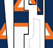 Auburn SAFTB Sticker