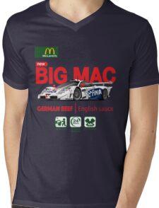 McLaren F1 GTR Mens V-Neck T-Shirt