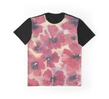 Poppy red Graphic T-Shirt