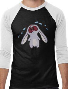 Bawling Bunny Men's Baseball ¾ T-Shirt
