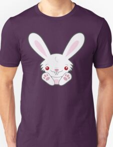 Cute Kawaii Vampire Bunny with Bite Unisex T-Shirt
