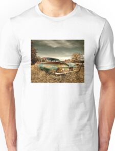 Abandoned 1960 Chevy Biscayne Unisex T-Shirt