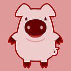 Pig by LuisD