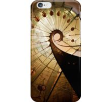 Spirals of steel and glass iPhone Case/Skin