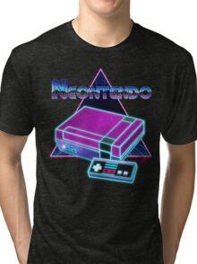 NEONTENDO Tri-blend T-Shirt