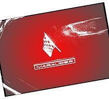 Marauder Badge by John Schneider