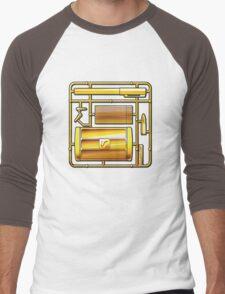 THE MAN WITH THE GOLDEN KIT Men's Baseball ¾ T-Shirt