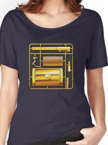 THE MAN WITH THE GOLDEN KIT Women's Relaxed Fit T-Shirt