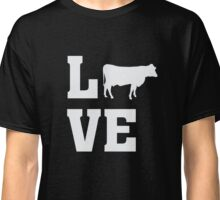 I Love Cows - Animal Cow Lover T Shirt Classic T-Shirt